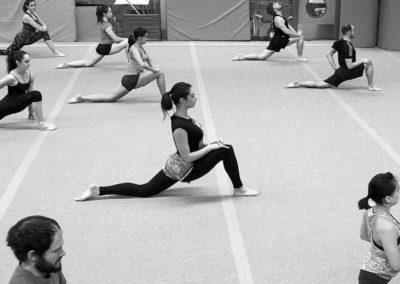 Gimnastică adulți de toate vârstele