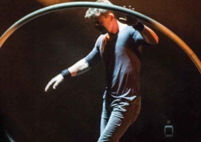 Pescărușul spectacol circ contemporan