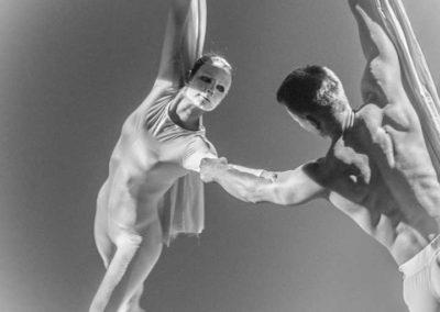 Pescărușul spectacol teatru circ